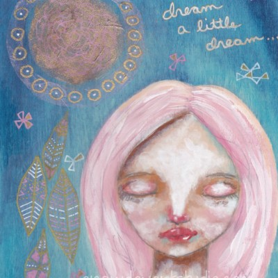 Dream a little Dream by Deanna Jinjoe