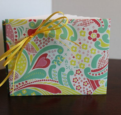 Paisley Hearts Children's Journal by A New Day Art Studio