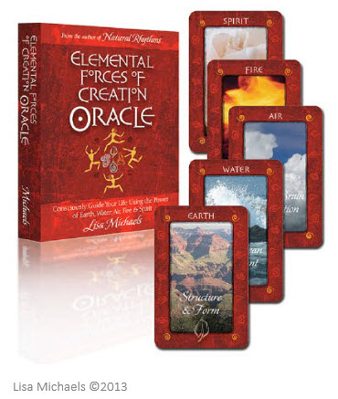 Elemental Forces of Creation Oracle Reading